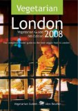 Vegetarian London guide book